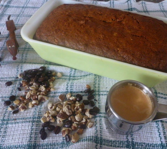 Delicious fresh baked Banana Bread