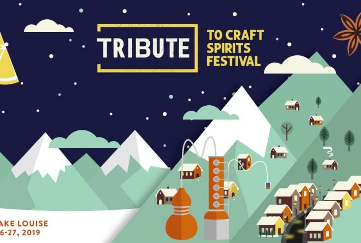 A 12 Day Cocktail festival in the heart of the Canadian Rockies featuring craft spirits from Alberta and British Columbia. #cocktails #TravelAlberta #TravelCanada #CanadianRockies