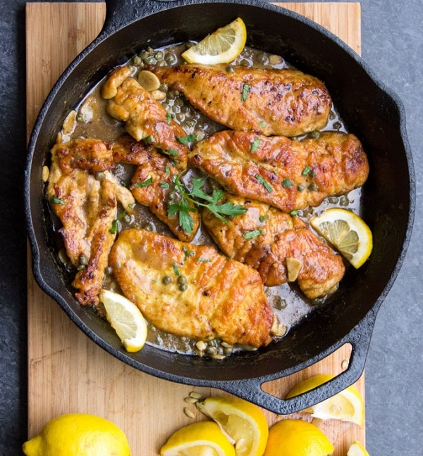 Dish 'n' the Kitchen - Here are 56 Savoury Lemon Recipes to brighten your day! From zesty chicken dishes to creamy pastas and fresh salads, there's a Savoury Lemon dish for every occasion. #savourylemon #savorylemon #lemonpasta #lemonchicken #lemondishes
