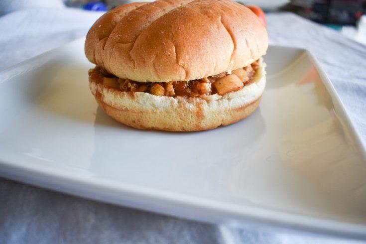 Lentil Quinoa Sloppy Joes Vegan Friendly - Cass Clay Cooking