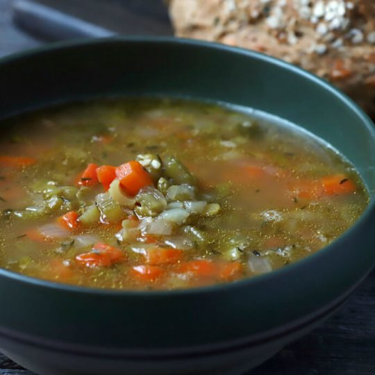 Split Pea and Ham Soup -