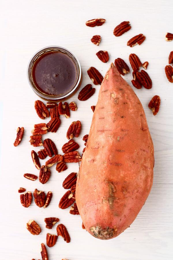 Ingredients found in Sweet Potato Crunch.